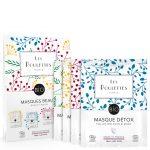 Les Poulettes – Coffret 4 masques – Discovery pack – 3760280340087_3D