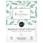 Les Poulettes – Masque Coup d'éclat – Radiant Glow Express Mask – 3760280340025_face