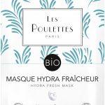 Les Poulettes – Masque Hydra Fraîcheur – Hydra Fresh Mask – 3760280340094_face