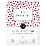 Les Poulettes – Masque anti-âge – Age Defying Plumping Mask – 3760280340001_face