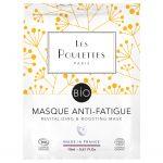 Les Poulettes – Masque anti-fatigue – Revitalizing & Boosting Mask – 3760280340018_face