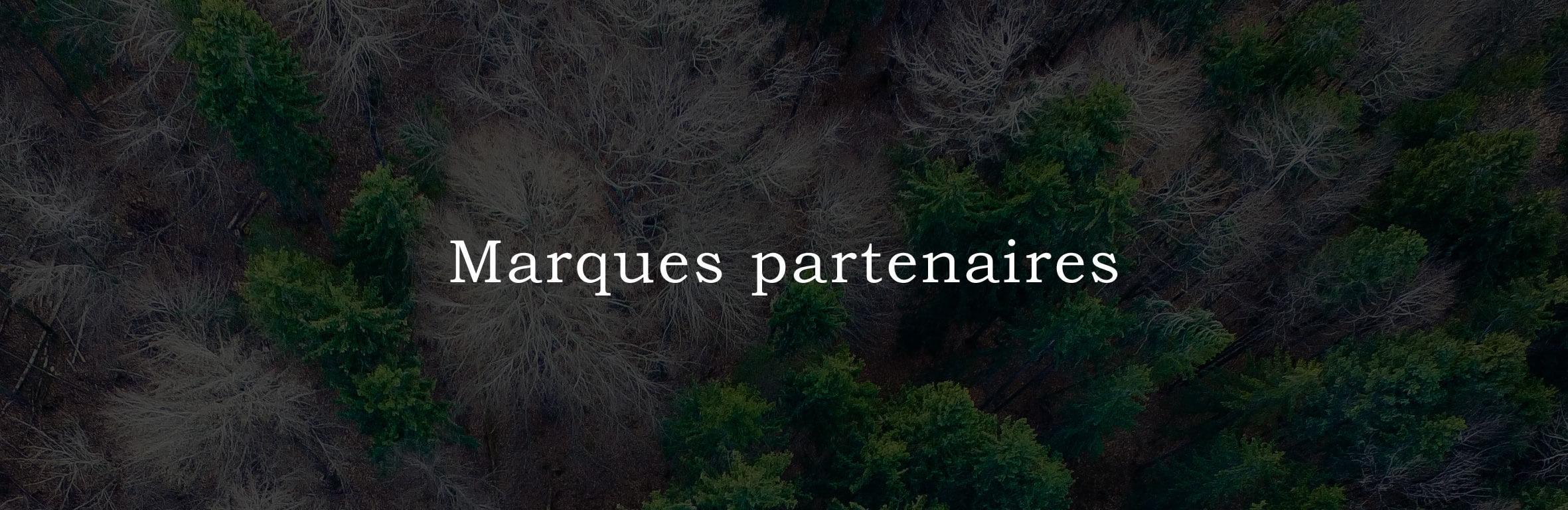 Marques partenaires